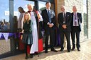Competition Winner Opens New Education Centre