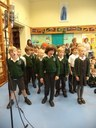 Star Singers at St James' School